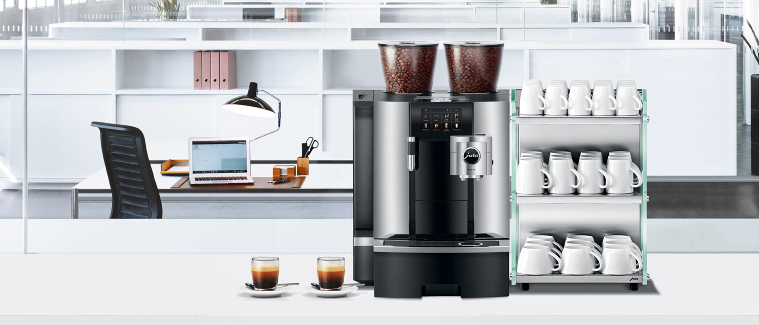 Macchine automatiche per specialità di caffè Professional ...
